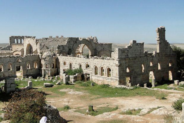basilica-of-st-simeon-stylites