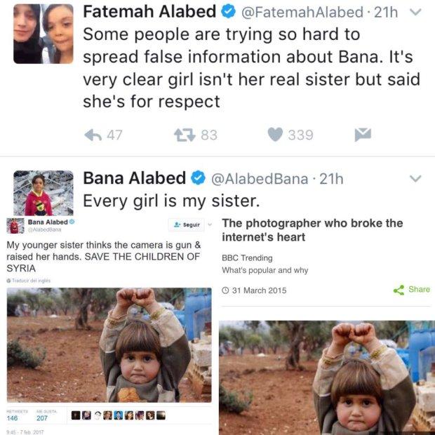 Bana's sisterNinaByzantina