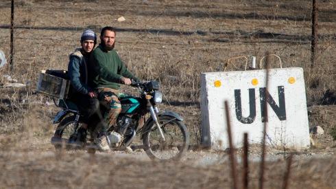 Mideast Israel Syria
